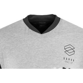 ION Scrub AMP T-Shirt Heren, zwart/grijs
